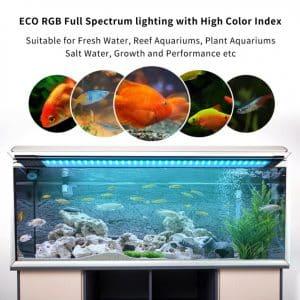 Aquarium Led Lights Philippines Eco Rgb Full Spectrum Lighting